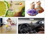 3 tác dụng tuyệt vời của tinh dầu treo xe ô tô