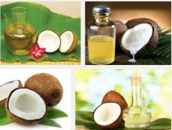 Tinh dầu dừa, quà tặng tuyệt vời từ thiên nhiên dành cho sắc đẹp