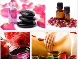 Tinh dầu hoa hồng - Bí quyết chăm sóc sắc đẹp hiệu quả