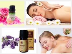 9 loại tinh dầu có tác dụng giúp bạn thư giãn cực kỳ hiệu quả