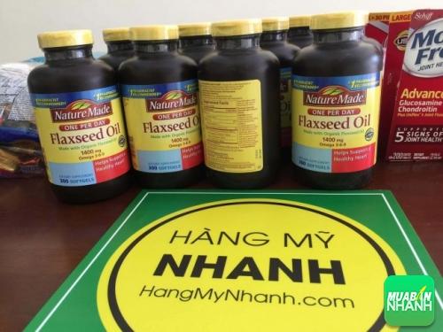Tinh dầu hạt lanh ngày này được hàng nghìn người trên thế giới tin dùng.
